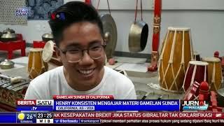Pria di California Konsisten Mengajar Gamelan Sunda