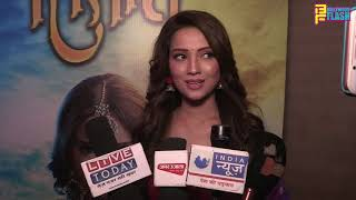 Sitara Aka Adaa Khan - Full Interview - Vish Ya Amrit : Sitara Serial Launch - Colors