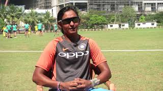 India captain Harmanpreet Kaur speaks on her team's prospects ahead of the ICC Women's World T20 2018