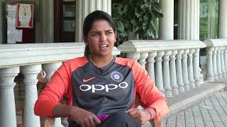 India player Veda Krishnamurthy speaks on her team's prospects ahead of the ICC Women's World T20 2018