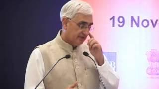 Mr Salman Khurshid, Minister of External Affairs, India