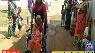 नवागढ़ में नई वोटरों के साथ बुजुर्ग बोटरों की संख्या भारी उत्साह cglivenews