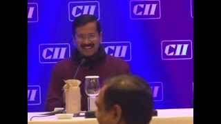 Interaction with Mr Arvind Kejriwal National Executive Member Aam Aadmi Party