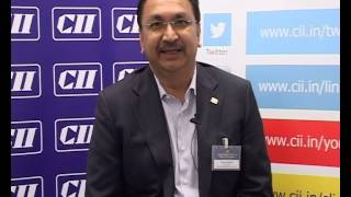 Mr Vikram Kirloskar Vice Chairman Toyota Kirloskar Motor Private Limited