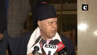Farooq Abdullah slams BJP for calling NC, PDP 'terror-friendly' parties