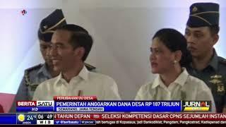 Jokowi Ingin Laporan Dana Desa Tak Berbelit-belit