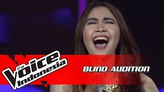 Fanny - Mantan Terindah | Blind Auditions | The Voice Indonesia GTV 2018