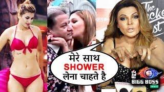 Anup Jalota Mere Sath SHOWER Lena Chahte Hai | Rakhi Sawant Explosive Interview | Bigg Boss 12