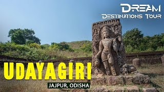 Udayagiri Buddhist Monastery | Jajpur Odisha India | Dream Destination Tour