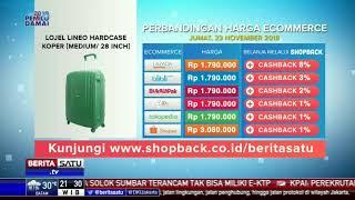 Perbandingan Harga e-Commerce: Lojel Lineo Hardcase Koper (Medium/28 Inch)