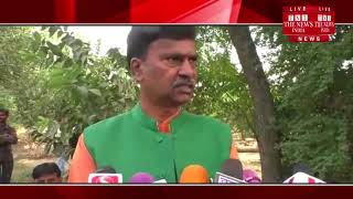 [  Sitapur ] सराय नदी को साफ करने का नगर भाजपा विधायक राकेश राठौर ने उठाया बीड़ा