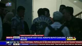KPK Telusuri Dugaan Pencucian Uang Zainudin Hasan