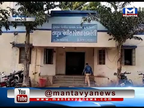 Amreli: Police Constable's wife has committed suicide | Mantavya News