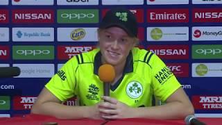 Ireland player Kim Garth – post match press conference