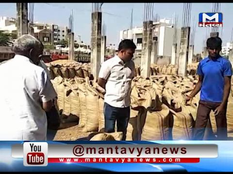 Upleta: Farmers are happy due to purchasing of Groundnut at Market Yard at MSP