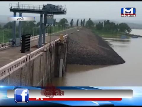 Tapi: Ukai Dam water level decreased