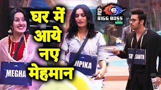 Tv Celebs Bane Gharwale | Funny New Task | Bigg Boss 12 Weekend Ka Vaar