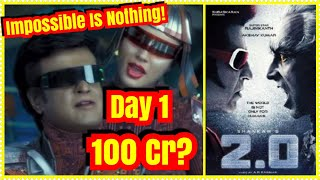 2PointO Movie Can Collect 100 Cr In India?