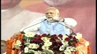PM Shri Narendra Modi addresses public meeting in Jabalpur, Madhya Pradesh : 25.11.2018