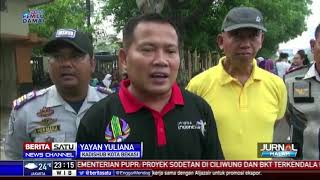 Dishub Bekasi Batasi Truk Melintas Jalan Kalimalang