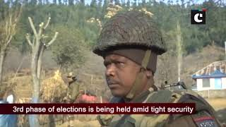 J&K Panchayat polls: Voting begins for 3rd phase