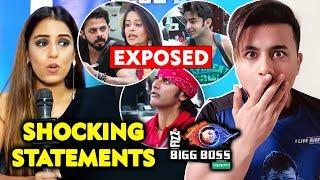 Srishty Rode Shocking Statements After Eviction | Sreesanth, Dipika, Karanvir, Rohit | Bigg Boss 12