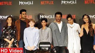 UNCUT - MOWGLI Legend Of The Jungle | NETFLIX | Kareena Kapoor, Anil Kapoor, Madhuri, Abhishek
