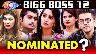 These Contestants Gets NOMINATED This Week? | Dushman Task | Bigg Boss 12 Latest Update