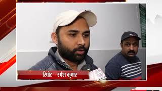 चंडीगढ़ - कार और मोटरसाइकिल में टक्कर युवक की हालत नाजुक - tv24