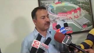 Htoday News Channel Dharmshala pc of criket
