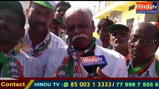 siddipeta jilla mustyala gramam lo congress party