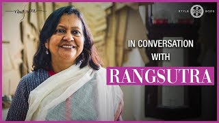 Craft is Chic : The story of Rangsutra | Stylegods