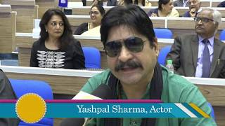 The People in News with Yaspal Sharma Bollywood Actor