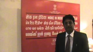 Mr Alok K Singh  #MakeInIndia