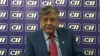 Post Budget Views by Sumit Mazumder, President Designate, CII
