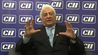 Post budget views by Ajit Gulabchand Chairman, CII,National Committee