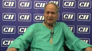 Post Budget Views by Mr Rahul Bajaj, Past President CII