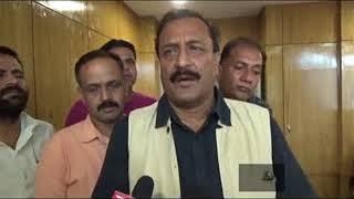 Dharamshala Ajay Mahajan Backs CM