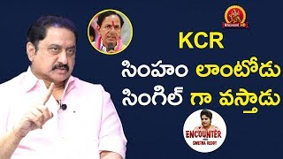 Hero Suman Abaout KCR and TRS Party - Hero Suman Exclusive Interview - Encounter with Swetha Redddy