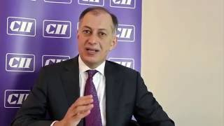Dr. Naushad Forbes, President, CII on readiness of Indian Industry for GST
