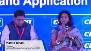 India Inc and experts speak at CII National CSR Summit 2016 – Innovations : Approach & Application