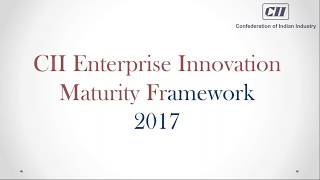CII Enterprise Innovation Maturity Framework 2017