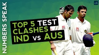 Top 5 India vs Australia clashes in Tests