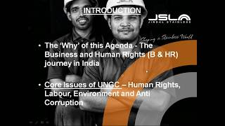 Business, Human Rights and the Sustainable Development Goals