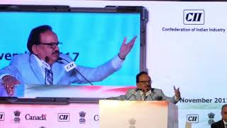 Hon'ble Dr. Harsh Vardhan  Minister for Science & Technology and Earth Sciences  GOI