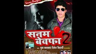 Dilwa Ke Kahe Todi Gailu Gori_Sanam Bewafa-2_Dinesh Vidyarthi_Super Hitt Bhojpuri Sade Song  2017