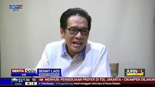 Bupati Morotai Benny Laos Jelaskan Mutasi ASN sebagai Proses Pembinaan