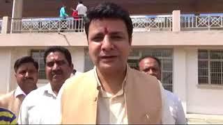 शहरी विकास मंत्री सुधीर शर्मा ने भाजपा अध्यक्ष अमित षाह पर किया पलटवार