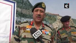 India, Russia conduct joint military exercise in Jhansi