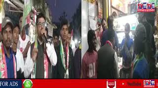 KHAIRATABAD CONSTI LSS PARTY CANDIDATE SYED HABEEB PASHA QUADRI ELECTION CAMPAIGN AT BANJARA HILLS